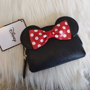 Disney x Primary Minnie Mouse Coin Purse